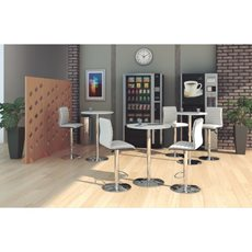 Pedestal & canteen tables
