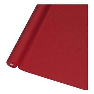 Nonwoven Tablecloth Burgundy 25m