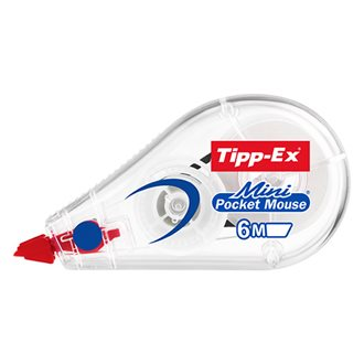Tipp-Ex Mini Pocket Mouse corrector 5 mm x 5 m