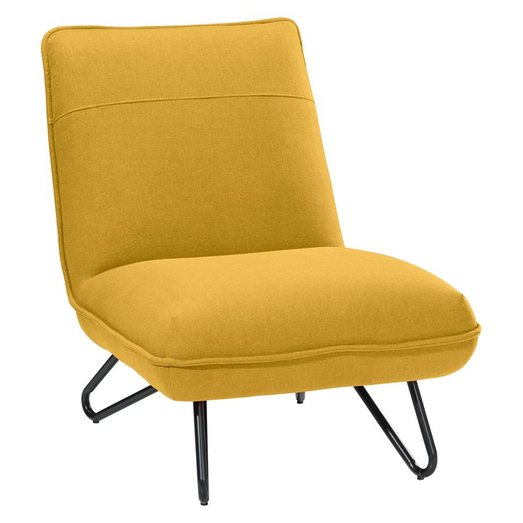 Lage fauteuil Max
