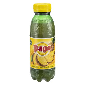 Jus d'ananas Pago - 33 cl -12 bouteilles
