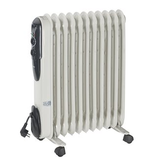 Radiator oil bath 2500 W standard