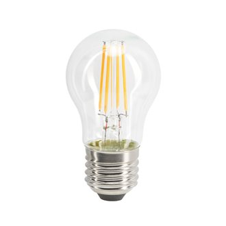 LED bulb with filament 4W fitting E27