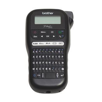Portable Labelwriter Brother P-Touch H 110