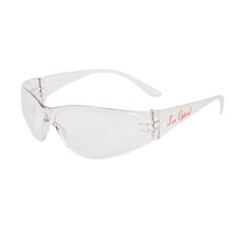 Lunettes protectrices incolores