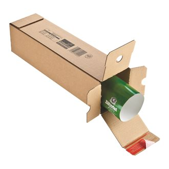 Square shipping tube 43 x 10.8 x 10.8 cm