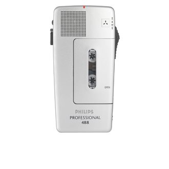 Analogue dictaphone Philips LFH 0488