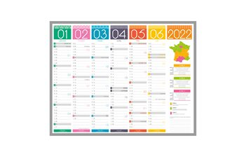 Calendriers, sous mains & plannings