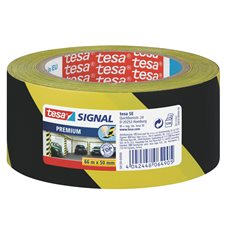 Adhesive tape and loose fill materials
