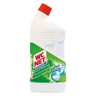 Bottle of 1,5 l WC Net Extra White