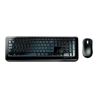 Pack WD 850 Microsoft keyboard + mouse