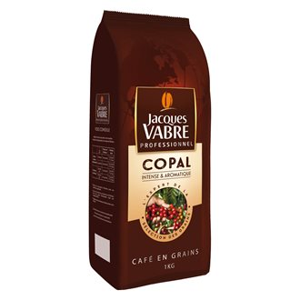Coffee beans Jacques Vabre Copal - pack of 1 kg