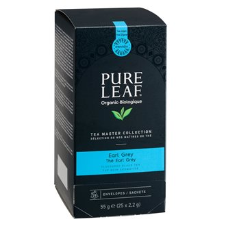 Pure Leaf Earl Grey - 1 Pack of 25 Pyramid Tea Bags