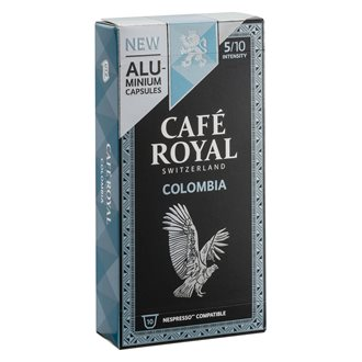 Koffiecapsules Café Royal Colombia - box of 10