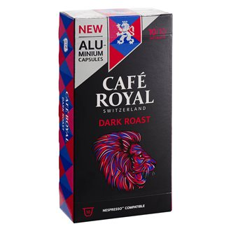 Kaffeekapseln Café Royal Dark Roast - Pack von 10
