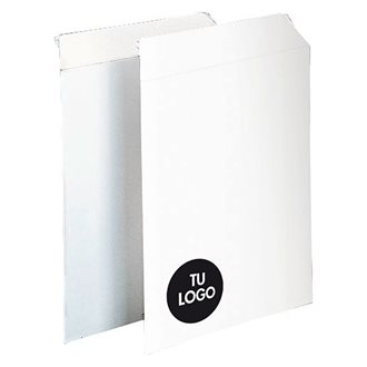 Bolsas C4 blanco offset 90 g 229x324 mm personalizables