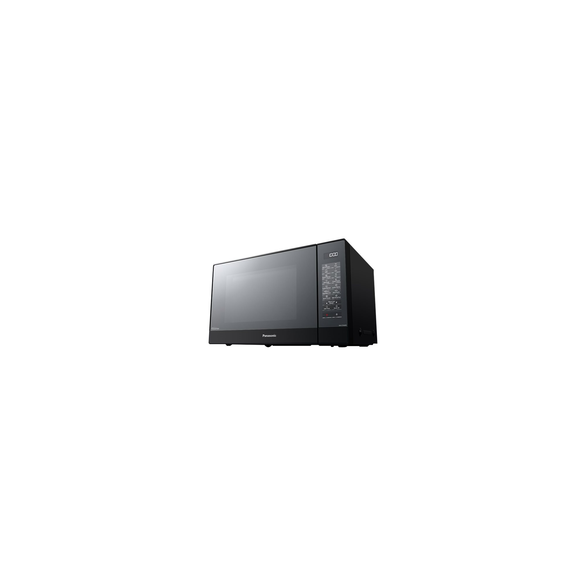 Panasonic NN-GT46KBSUG - microwave oven with grill - freestanding - black