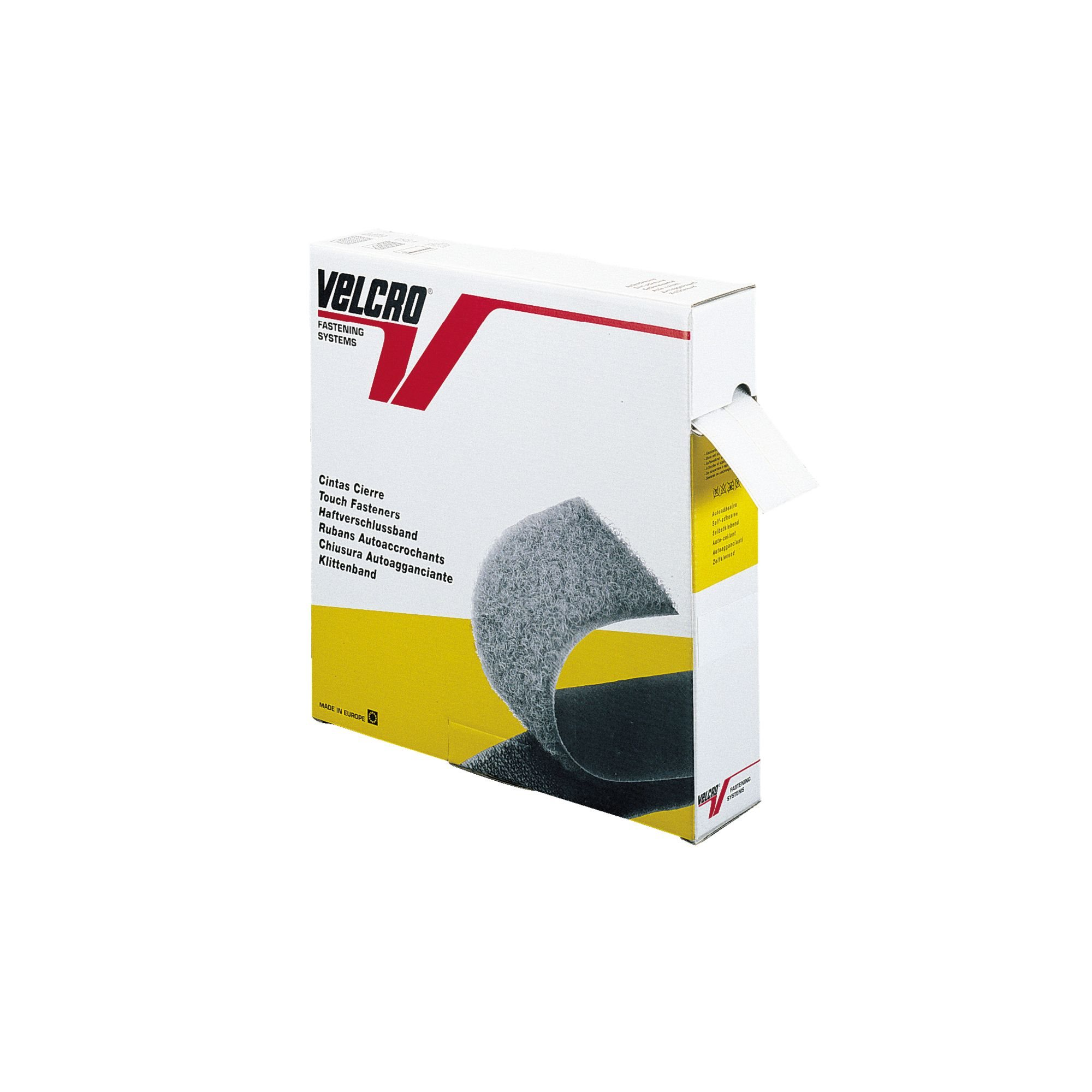 Roll 25 m wall fixation Velcro