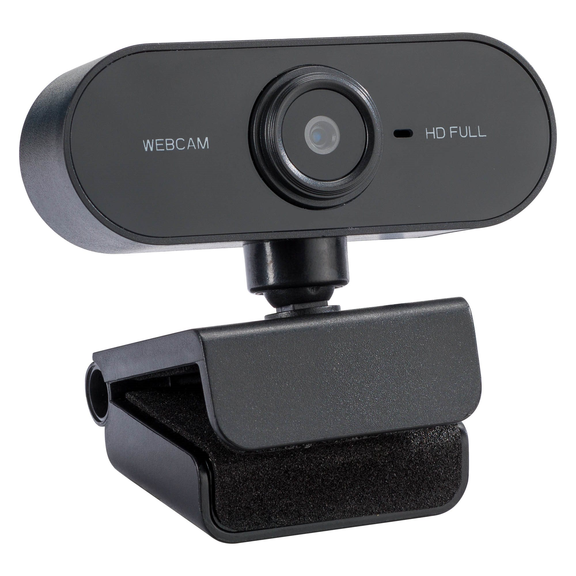 Webcam HD 1080 with microphone USB 2.0