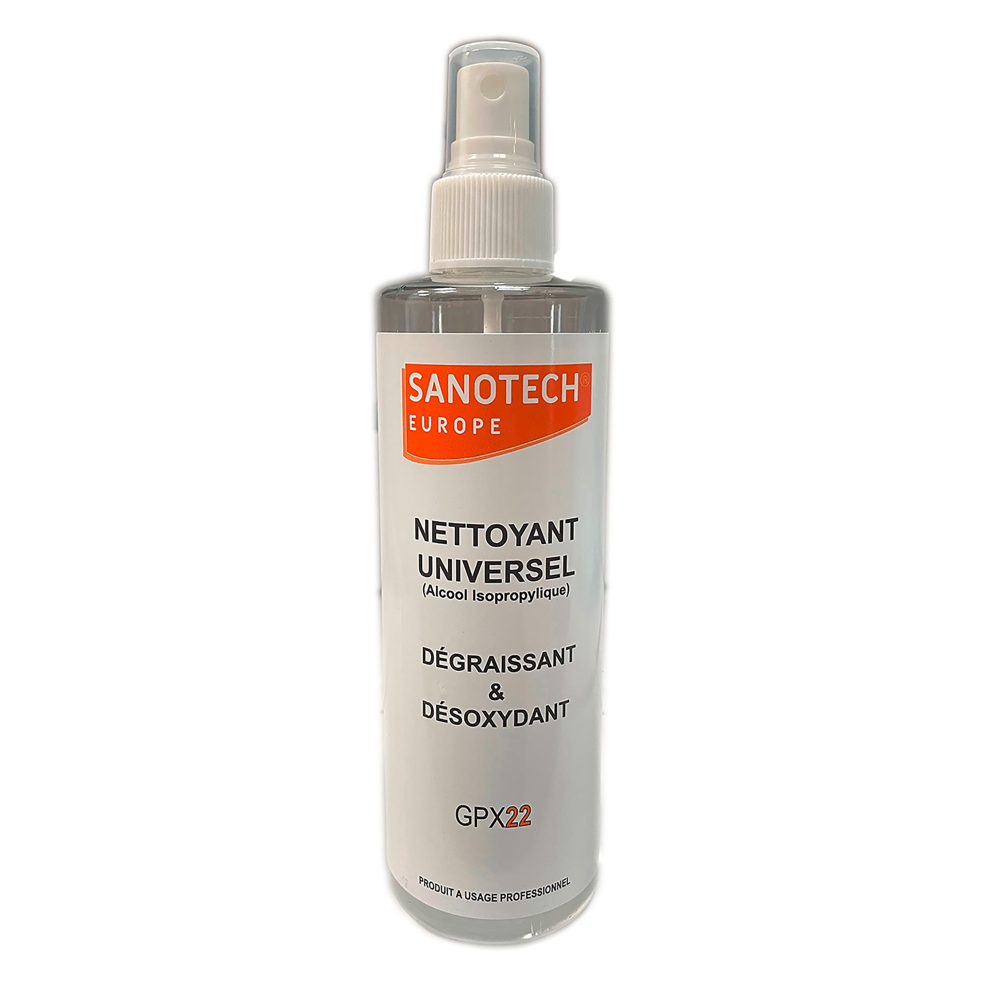 Cleaning spray isopropylalcohol 250 ml