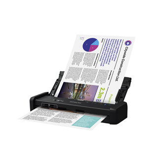 Epson WorkForce DS-310 - document scanner - desktop - USB 3.0