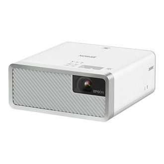 Epson EF-100W - 3LCD-projector - portable - Bluetooth