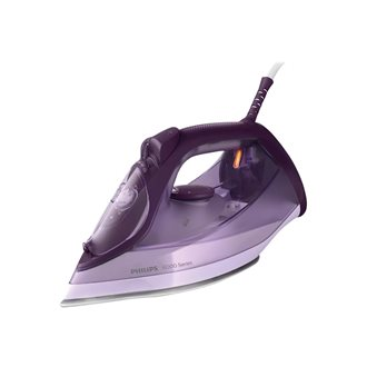 Philips 6000 series DST6009 - steam iron - sole plate: ceramic