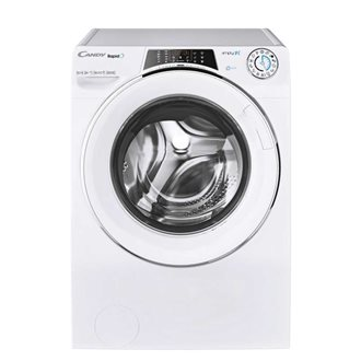 Candy RO16106DWHC7\1-S lavadora Independiente Carga frontal Blanco 10 kg 1600 RPM A+++