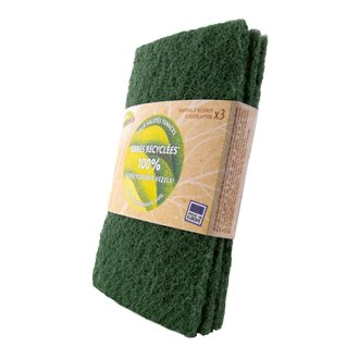 Ecological souring pads Nicols - set of 3