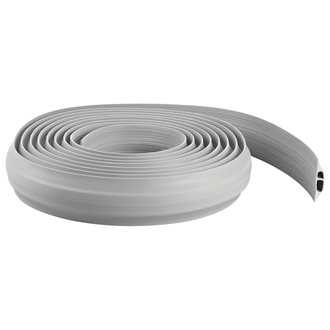 Protective cable duct, double cable, 9 meters