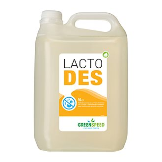 Greenspeed disinfection Lacto Des - can of 5 L