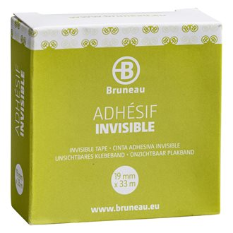 Invisible adhesive roller Bruneau 19 mm x 33 m