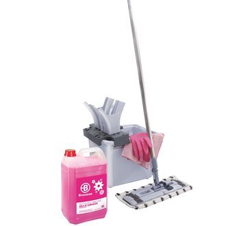 Cleaning set for floors 15 l