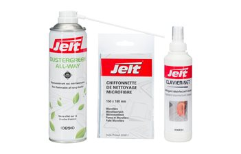Complete kits for cleaning