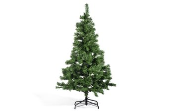 Christmas trees and decoration