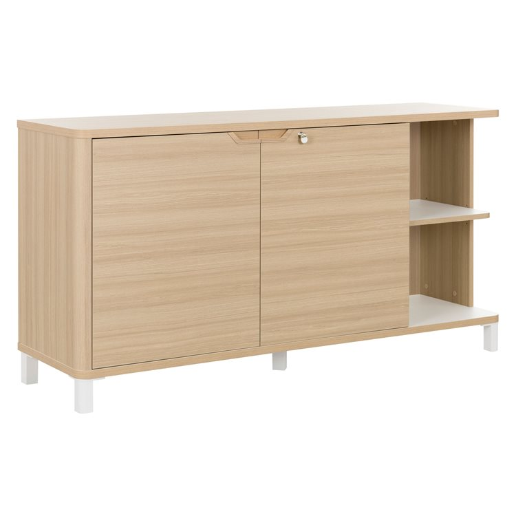 Sideboard 2 drawers height 83 cm Ostrahl