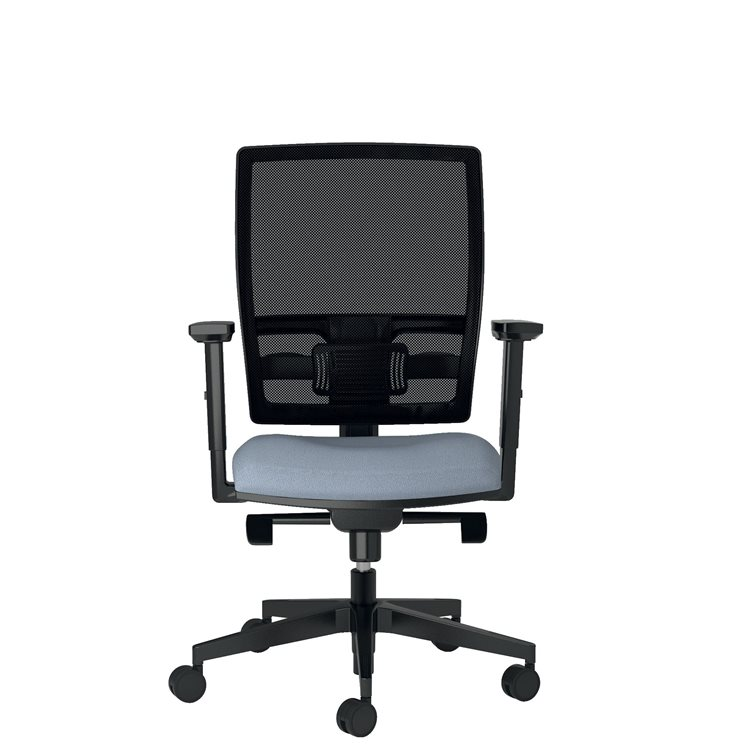 Pack office chair Activ + 1D arm rests