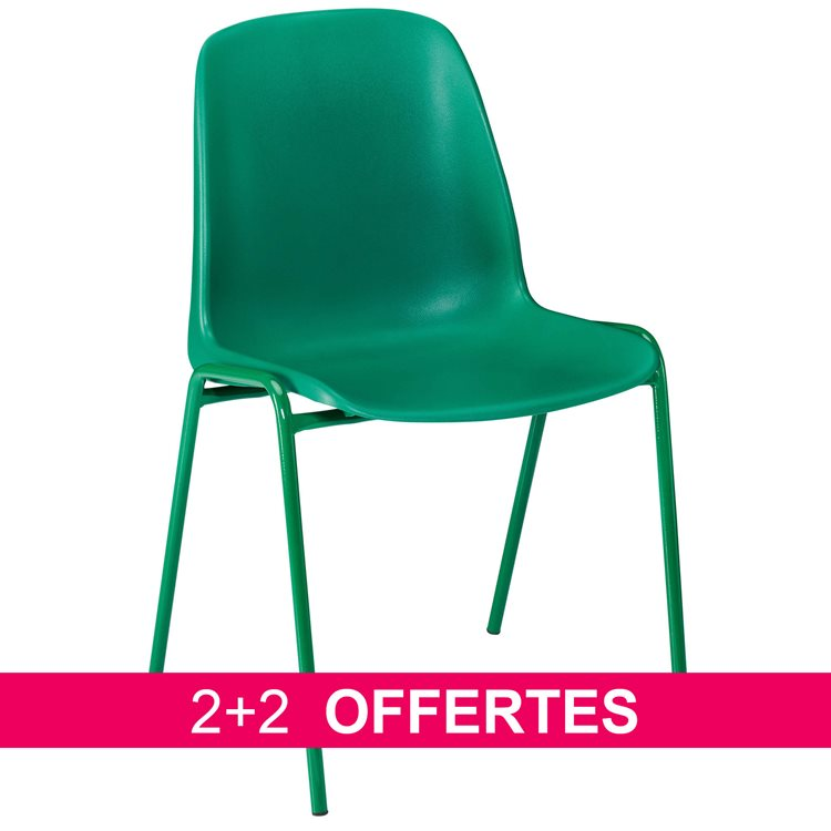 Pack bucket seats color - 2 + 2 for free