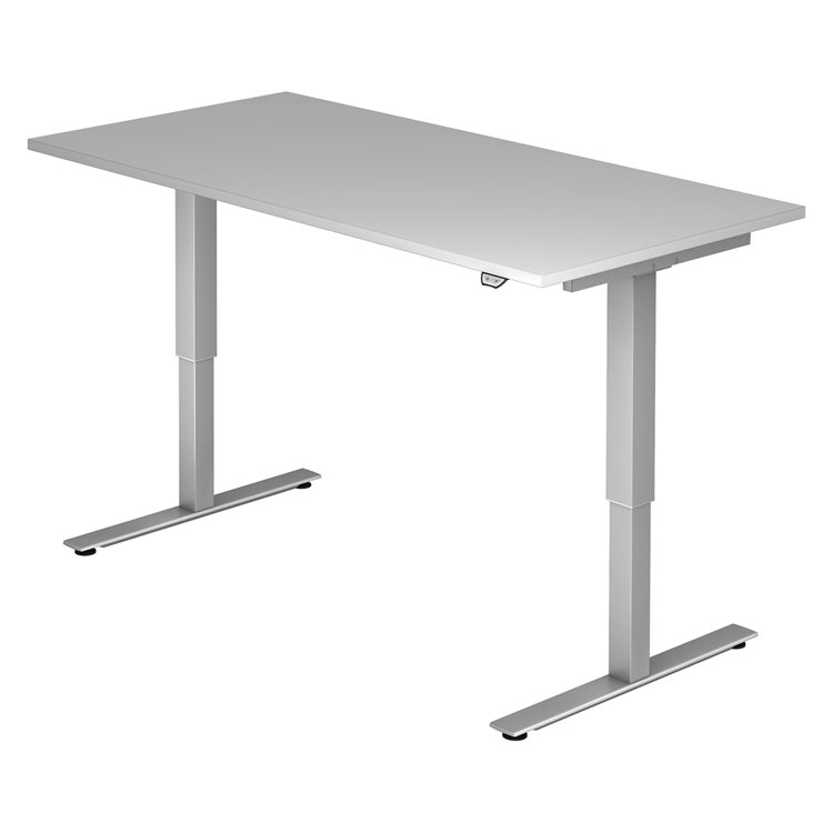 Electronic desk adaptable in height 80 x 160 cm budget