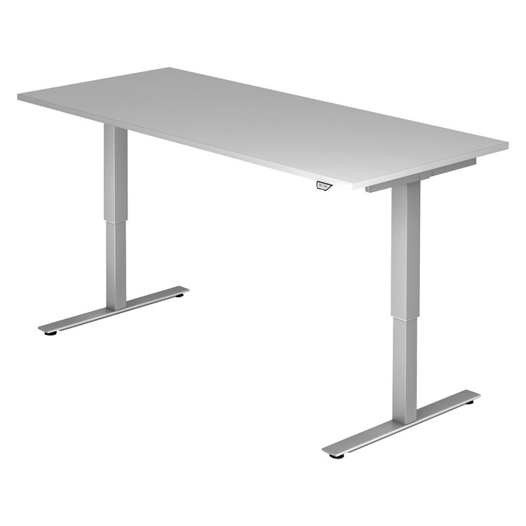 Electronic desk adaptable in height 80 x 180 cm budget