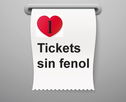 Tickets sin fenol
